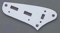 AP-0658-010 Chrome Upper Control Plate for Jaguar®