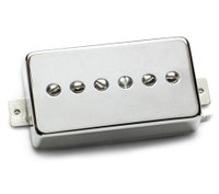 Seymour Duncan SPH90-1N Phat Cat Guitar Pickup, Nickel/Neck