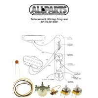 EP-4130-000 Wiring Kit for Telecaster®