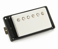 Seymour Duncan SH55n Seth Lover Humbucker Pickup Neck, Nickel Cover