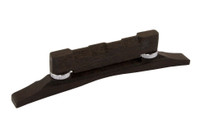 MB-0508-0E0 Ebony Mandolin Bridge