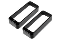 PC-0747-023 Small Humbucking Pickup Rings Black