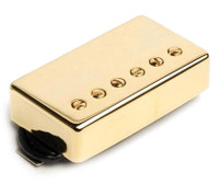 Seymour Duncan SH2n Jazz Model Humbucker Pickup, Neck/Gold Cover