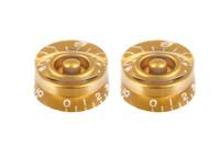 PK-0130-032 Gold Speed Knobs