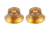 PK-0140-032 Gold Bell Knobs