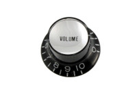 PK-0184-023 Black Volume Reflector Knobs
