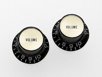 PK-3294-023 Reflector Volume Knobs