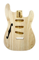 SBAO-TL Thinline Ash Replacement Body for Stratocaster®
