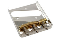TB-5125-001 Nickel Vintage Compensated Saddle Bridge for Telecaster®