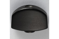 TK-0999-0E0 Large Ebony Button Set for Schaller Tuners