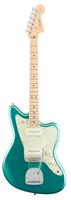 Fender American Pro Jazzmaster®, Maple Fingerboard- Mystic  Seafoam