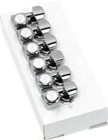 Locking Stratocaster®/Telecaster® Tuning Machines. Chrome