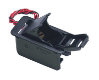 EP-2928-023 9-Volt Bottom Mount Battery Compartment