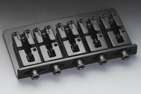 BB-3535-003 5-String Bass Bridge, Black