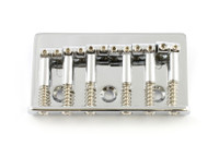 SB-0190-010 Non-Tremolo Top-Load Bridge Chrome