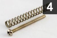 GS-0012-001 Pack of 4 Nickel Humbucking Screws