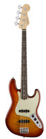 Fender Limited Edition American Professional Jazz Bass® FMT - Aged Cherry Burst