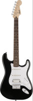 Fender Squier Bullet Strat HSS Hardtail - Black