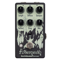 EarthQuaker Devices Afterneath V3 - Reverb
