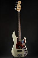 Fender American Elite P-Bass - Champagne, Ebony Fingerboard