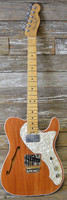 Fender Limited Edition Mahogany Telecaster Thinline - Natural