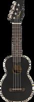 Fender Venice Ukulele - Black