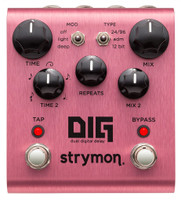 Strymon DIG Digital Delay Pedal