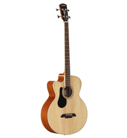 Alvarez AB60LCE Left-Handed Acoustic Bass