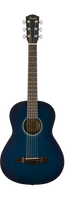 Fender MA-1 3/4 Steel String Acoustic - Blue Burst