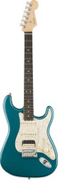 Fender Stratocaster HSS Shawbucker - Ocean Turquoise with Ebony Fingerboard