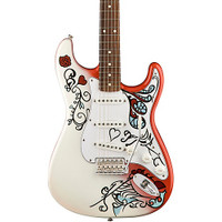 Fender Limited Edition Jimi Hendrix Monterey Stratocaster with Gigbag