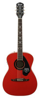 Fender Tim Armstrong Hellcat - Ruby Red