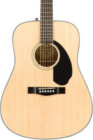 Fender CD-60S - Natural, Trembesi Back and Sides
