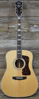 Guild D-55E Acoustic-Electric Guitar - Natural