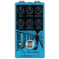Earthquaker Devices - The Warden ( Optical Compressor)