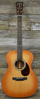 Martin OM Custom -Toasted Burst