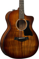 Taylor 224ce-K Deluxe - Shaded Edge Burst