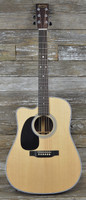 Martin DC-28E Left-handed - Natural