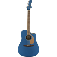 Fender California Series Redondo Player - Belmont Blue