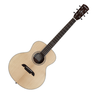 Alvarez LJ2 Mini Delta Acoustic Guitar Natural W/Bg