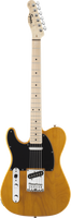 Squier Affinity Series Left-Handed Telecaster - Butterscotch Blonde