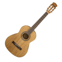 Fender FA-15N 3/4 Nylon String Guitar with Gig Bag