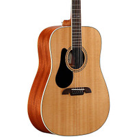 Alvarez Artist Series AD60L Dreadnought Left Handed Guitar Natural