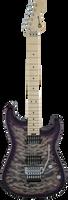 Charvel Pro Mod Dimas Style 1 HH FR Electric Guitar - Purple Phaze