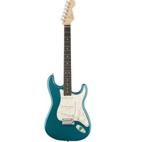 Fender American Elite Stratocaster, Ebony Fingerboard - Ocean Turquoise W/ Case
