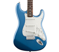 Fender Standard Stratocaster Electric Guitar - Lake Placid Blue