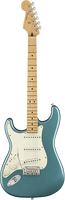 Fender Player Stratocaster Left-Handed, Maple Fingerboard - Tidepool