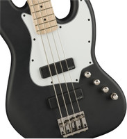 Squier Contemporary Active Jazz Bass® HH - Flat Black