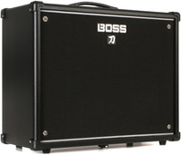 "Boss Katana 100 - 100/50/0.5-watt 1x12"" COSM Combo Amp"