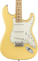 Fender Player Series Stratocaster - Buttercream with Maple Fingerboard